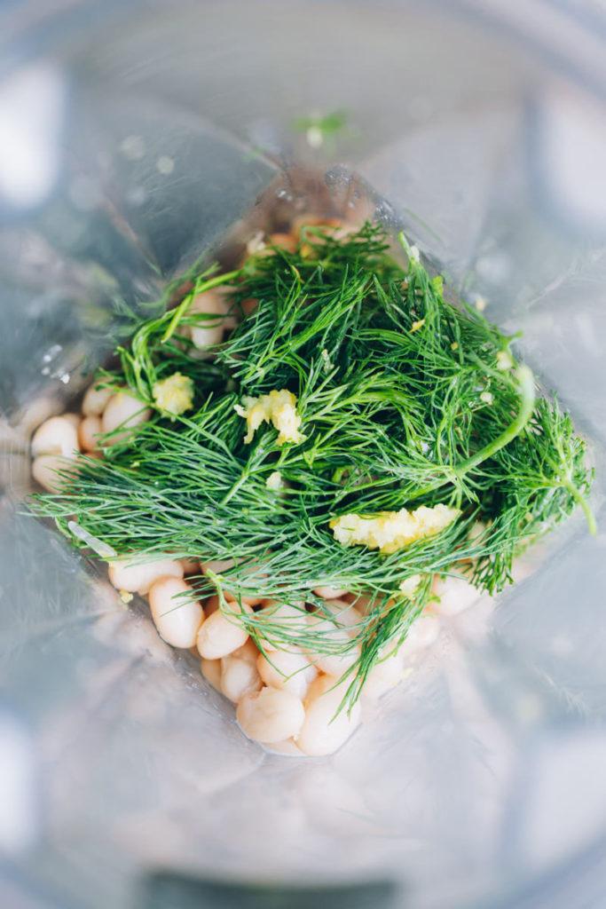 Quinoa con boniato y hinojo al horno & dip verde » Being Biotiful